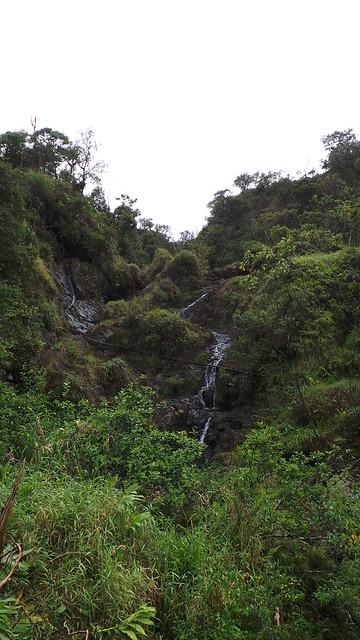 Durchfahrt Twin Falls