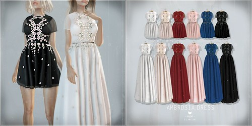 Ambrosia.Dress - Collabor88
