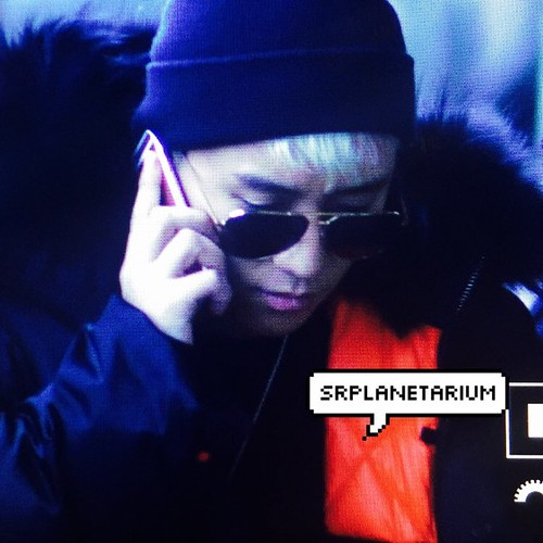 Big Bang - Gimpo Airport - 31dec2015 - Planetarium_SR - 01