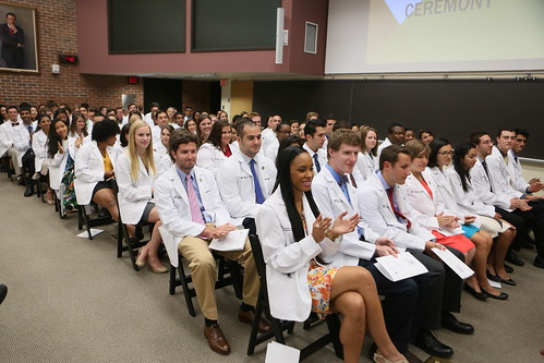 White Coat Ceremony | Office of Medical Student Affairs