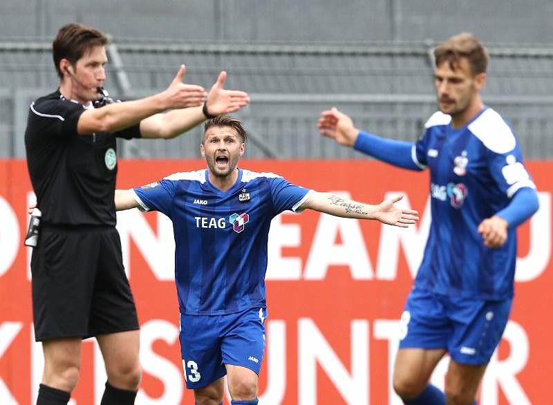 02.10.2016  1. FSV Mainz 05 U23 vs. FC Rot Weiß Erfurt  1-1, Foto: Frank Steinhorst-Pressefoto