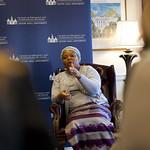 15223944874 2014 World Leaders Forum: Leymah Gbowee