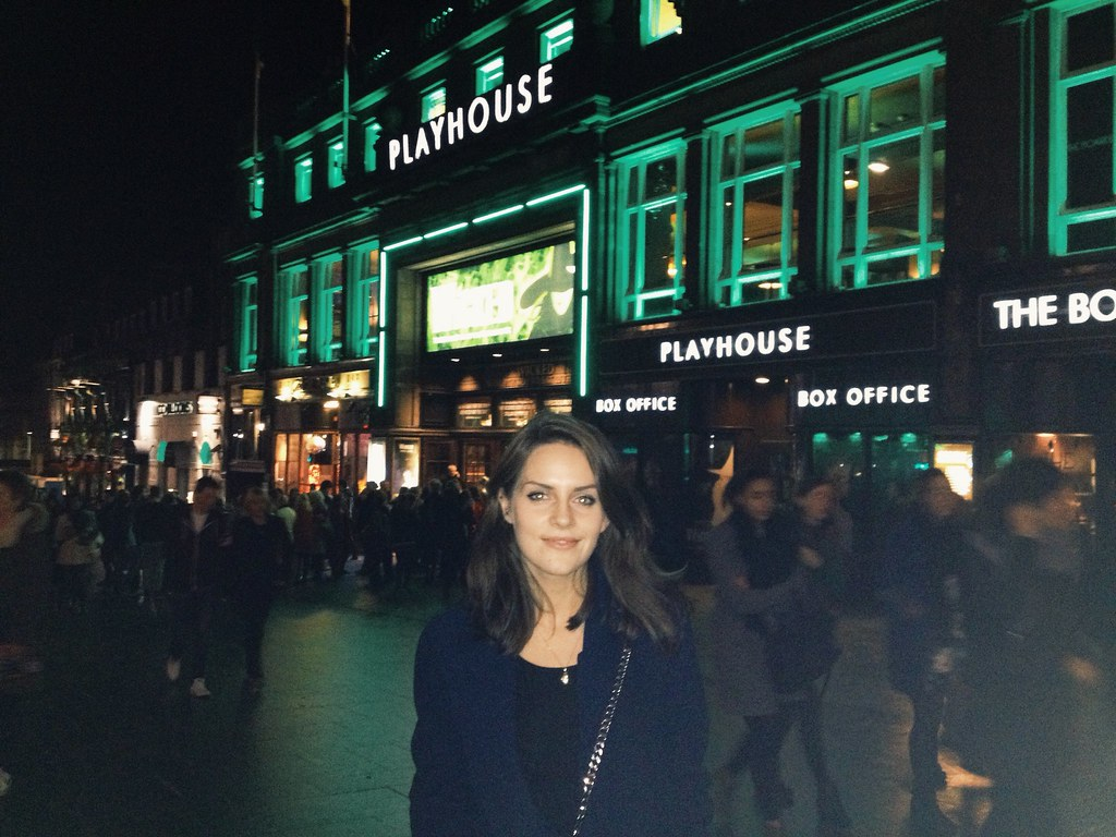 Wicked at Edinburgh Playhouse 1