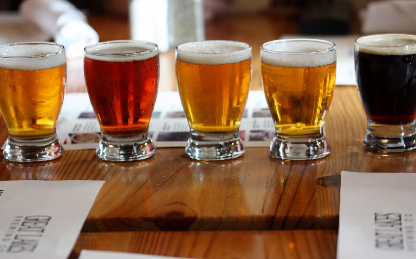 Great Lakes Tasting beers II