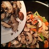 #Homemade Asian-Style Chicken w/ Broccoli - some #cremini #mushrooms