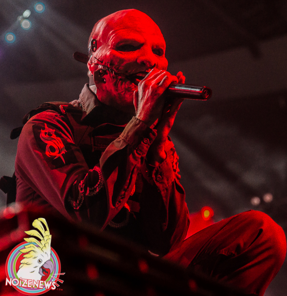 Slipknot in Michigan