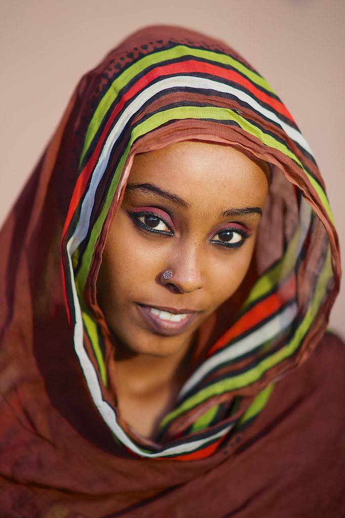 Afar Girl, Djibouti  World Tour 2013 - 2014 - Day 288 All -8297
