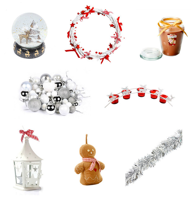 Dunelm Christmas Decorations