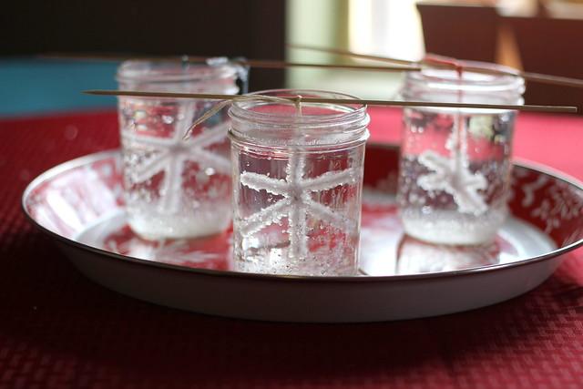 Crystal Snowflakes 10