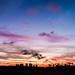 Sundown Skyline Salvador by JanAlbiez