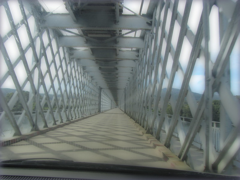 On the International Bridge