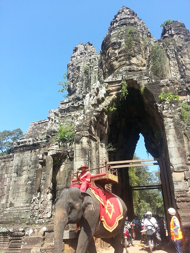 Parque Arqueologico de Angkor