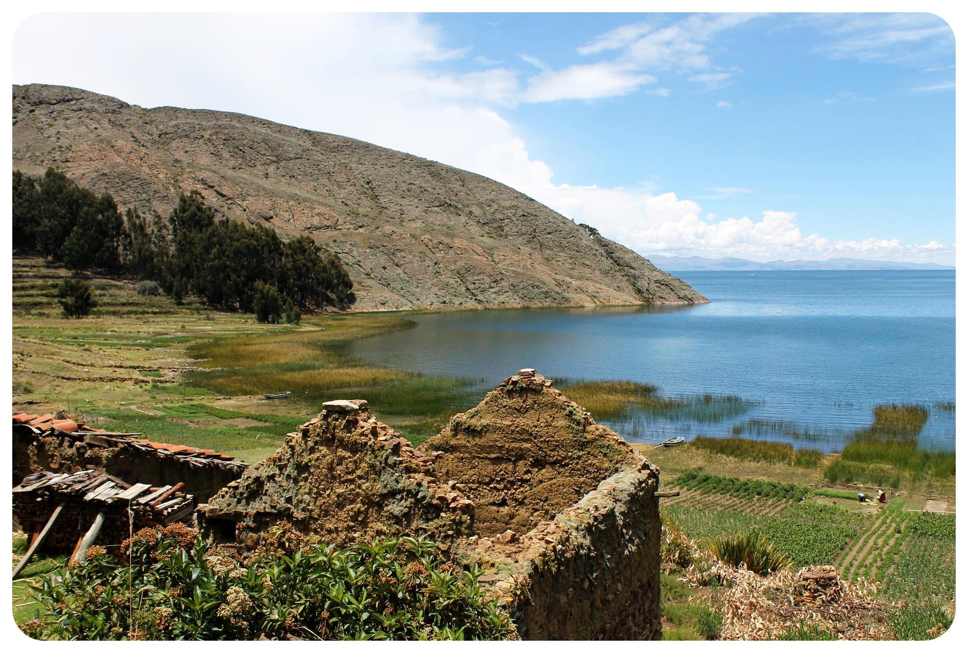 lake titicaca hike