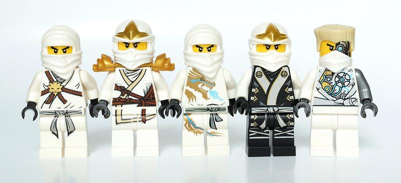 Afficher le sujet sc nettes minifigs - Lego ninjago saison 2 ...