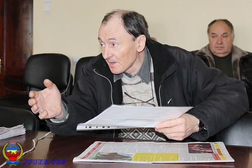 Конференция Волынской областной организации Партии Пенсионеров Украины - Луцк 16.12.2014 г (16)