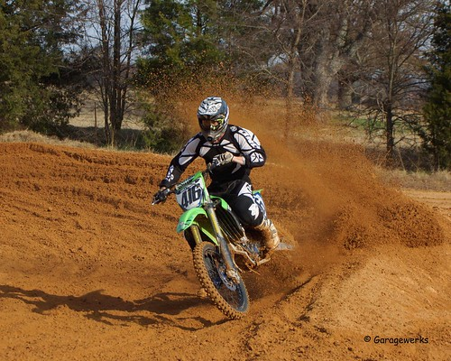 Another Day at Sundance Motocross
