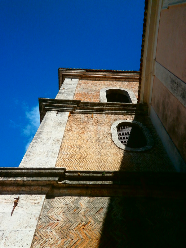 Old campanile, Isernia
