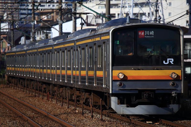 series205 Nanbu Line Naha42