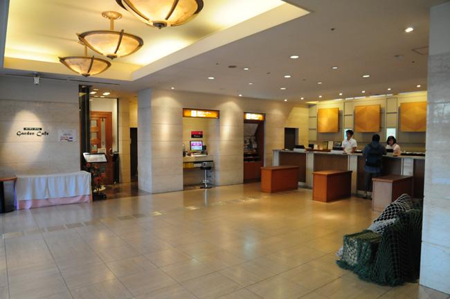 西梅田哈頓酒店