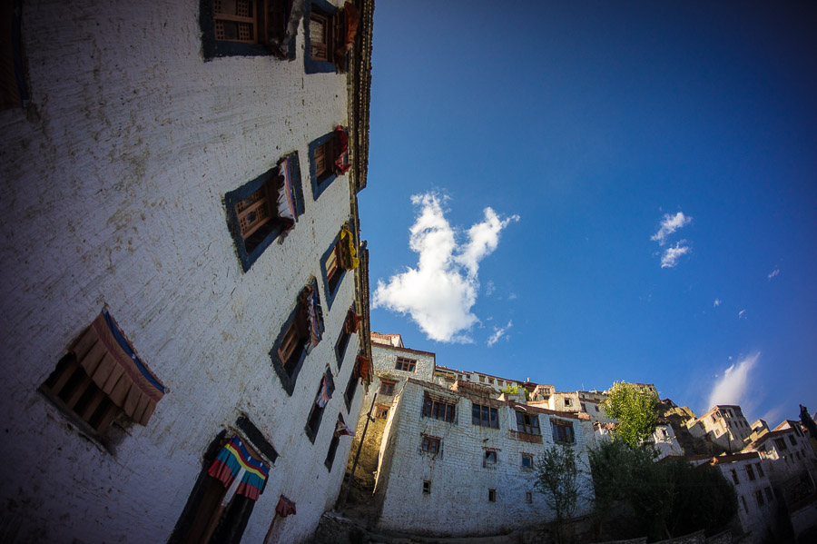 Монастырь Карша (Курча гомпа), Долина Занскар © Kartzon Dream - авторские путешествия, авторские туры в Индию, тревел фото, тревел видео, фототуры