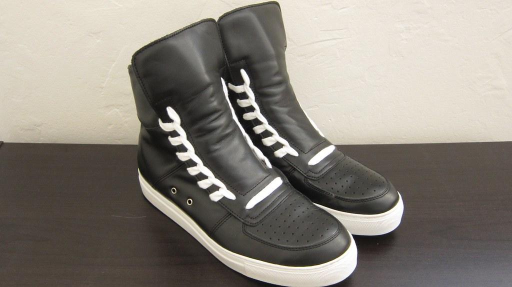 KRIS VAN ASSCHE - Surgery Sneaker in Black - SIZE 41  243e2020b