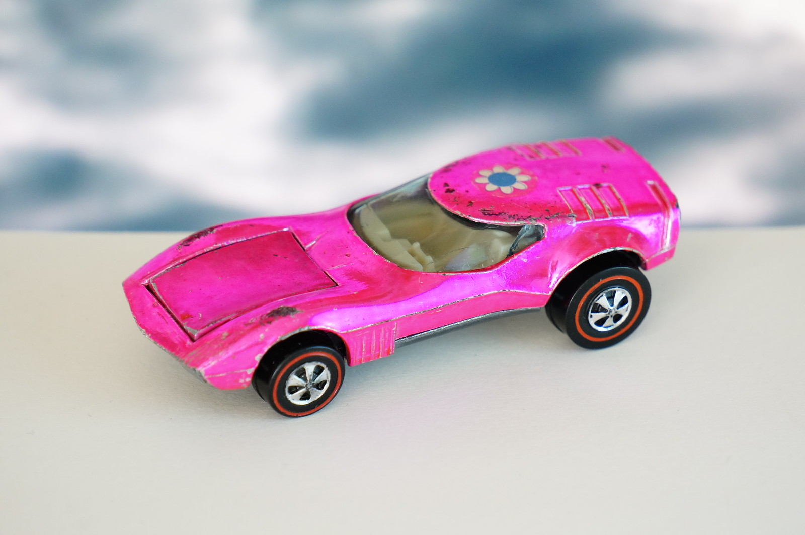 Hot Wheels Redline Hot Pink Torero