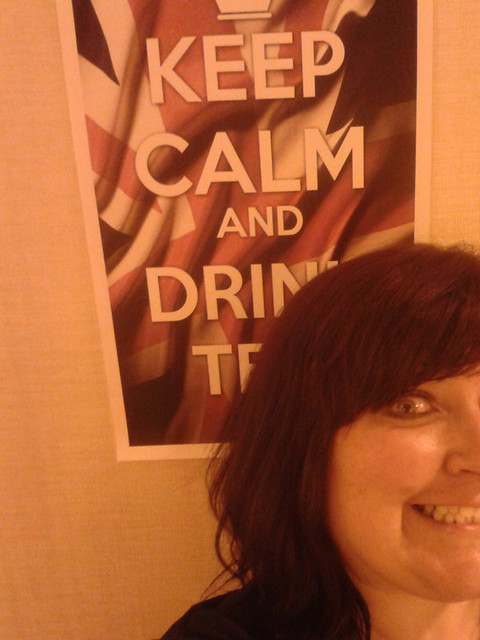 266 of 365 part 5: Keep Calm and Drink Tea