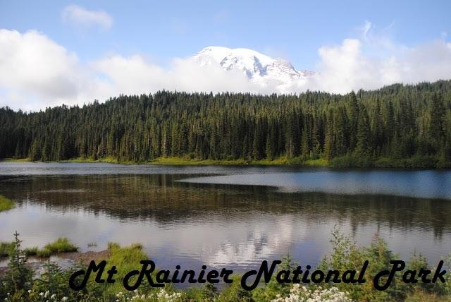 Mt RainierDone