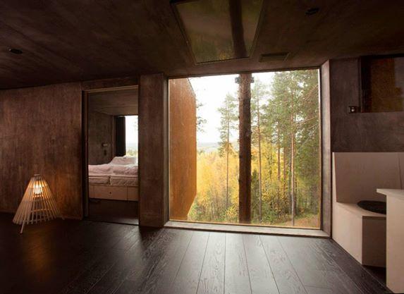 Khách sạn vô hình ở Thụy Điển