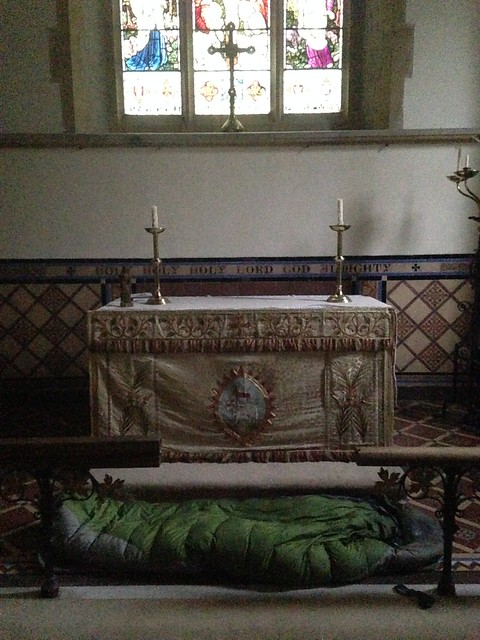Altar Sleep