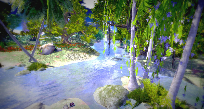 blue lagoon @ TheBay