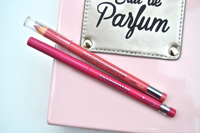 Nude lip pencils 1