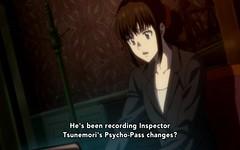 Psycho Pass 6 - 13