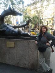 Jayne in Barcelona