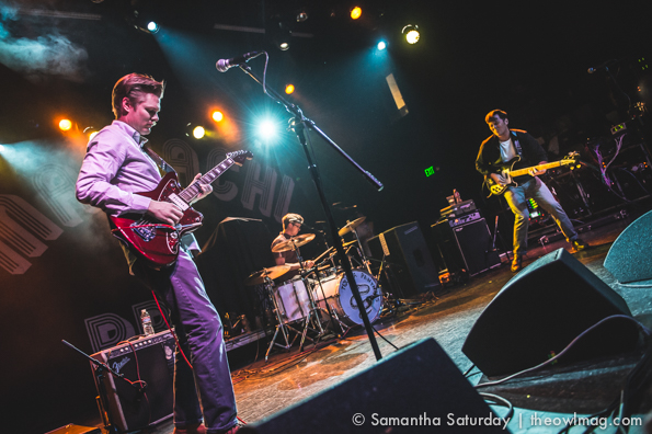 Tijuana Panthers @ El Rey Theatre, LA 11/5/14