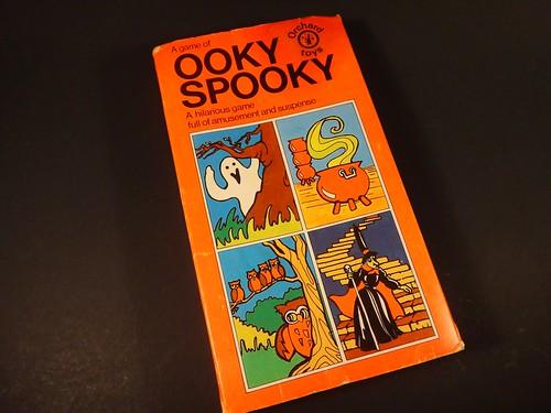 Ooky Spooky box