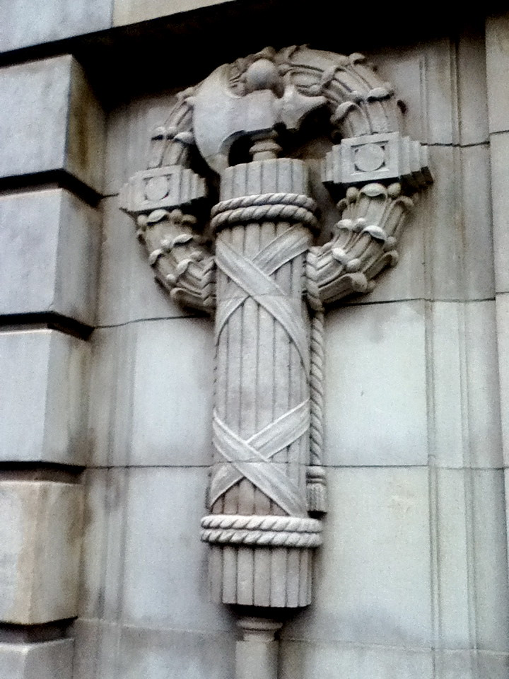 Fasces  An Image For All Time, Sad To Say  Alan Myers -5310