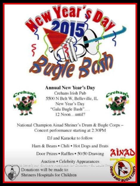 Bugle Bash 1-1-15