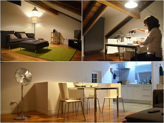 Apartment, Bairro Alto, Lisbon, Montage 3