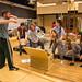 Director-Andrew Panton & BFG ensemble_BFG Rehearsals 2014