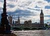 London - Parliament 2 by Rico Shay