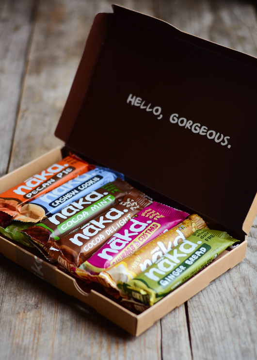 Nakd Bars Review