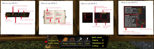 GAMEPLAY: HUD Instructions and HUD