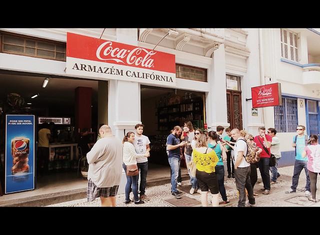 Restaurante libanês em Curitiba