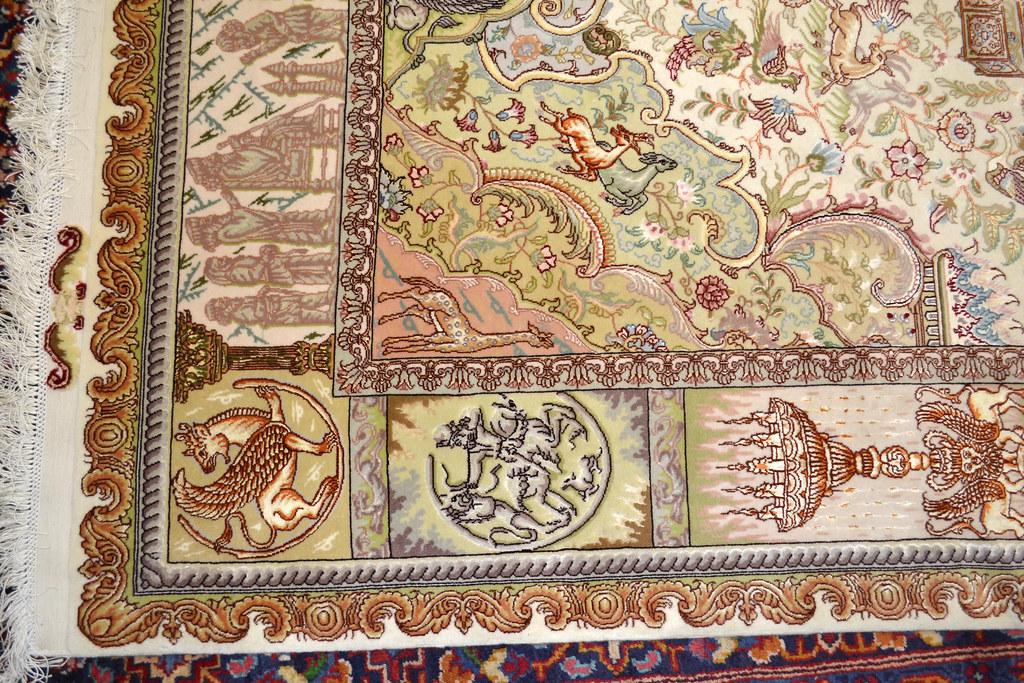 Tabriz 7x10 Nami Persian Rug (2)