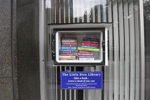 Street library, Detroit