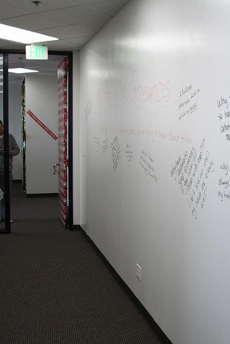 Synergis Education Wall