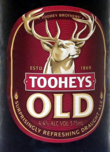 Toohey's Old