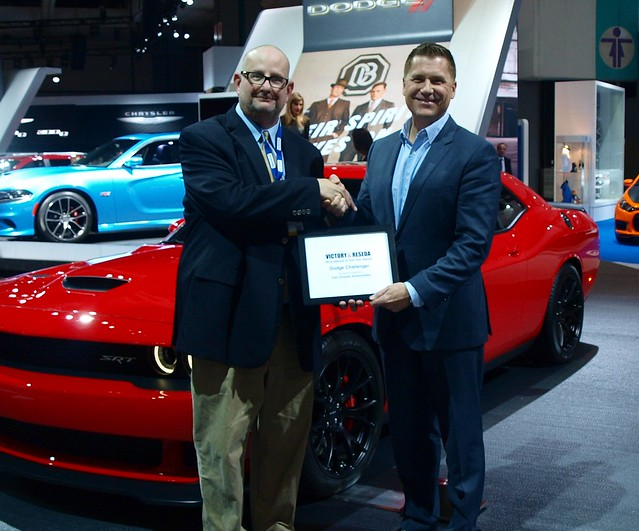 2014 Vehicle of The Year Award Presentation