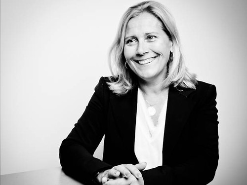 Veronique Laury has taken over as group chief executive of Kingfisher